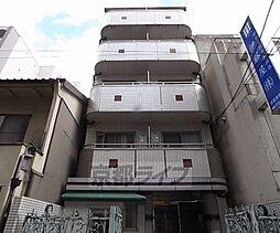京都府京都市下京区相之町の賃貸マンションの外観