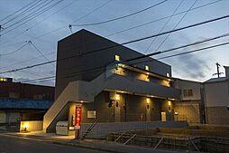 大阪府東大阪市玉串元町1丁目の賃貸アパートの外観