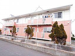 ファミール旭ヶ丘I[1階]の外観