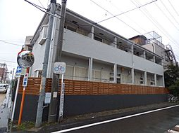 沖田コーポ戸田[207号室]の外観
