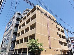 京都府京都市南区唐橋西平垣町の賃貸マンションの外観