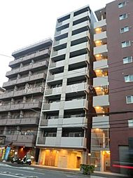 神奈川県横浜市南区浦舟町1丁目の賃貸マンションの外観