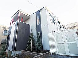 クレアール西新井[2階]の外観
