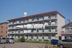 パステルハイツ[3階]の外観