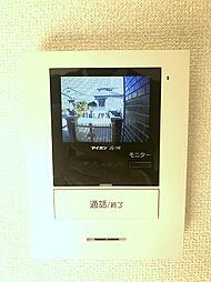 来客時に便利なTVモニターフォン。