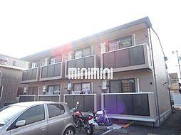 静岡県静岡市駿河区国吉田1丁目の賃貸アパートの外観