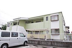 愛知県名古屋市緑区徳重2丁目の賃貸マンションの外観