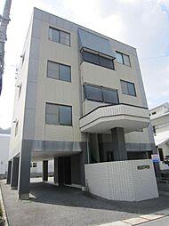 山形県山形市松波3丁目の賃貸マンションの外観