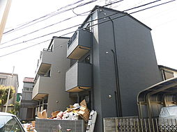 CASAR武蔵新城[201号室]の外観