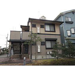 静岡県浜松市西区大平台3丁目の賃貸アパートの外観