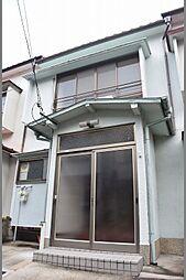 [一戸建] 京都府京都市山科区西野楳本町 の賃貸【/】の外観