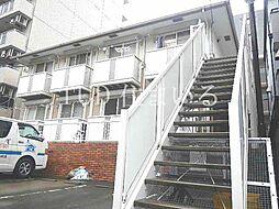 東京都板橋区熊野町の賃貸アパートの外観