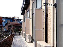 レオパレスイーストコート[1階]の外観