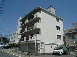 広島県広島市西区南観音3丁目の賃貸マンションの外観