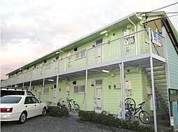 埼玉県さいたま市桜区神田の賃貸アパートの外観