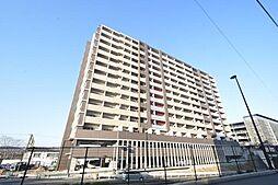 ウイングス八幡駅前[11階]の外観