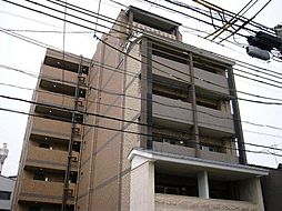 プレサンス京都三条響洛[1階]の外観