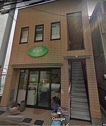 大阪府堺市堺区新町の賃貸アパートの外観