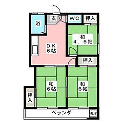 東照宮駅 4.4万円