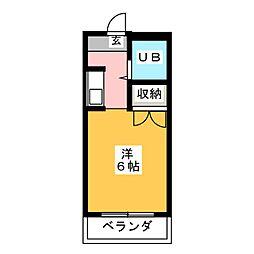 藤川駅 3.3万円