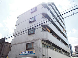大阪府大阪市住之江区中加賀屋4丁目の賃貸マンションの外観