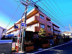 埼玉県所沢市泉町の賃貸マンションの外観