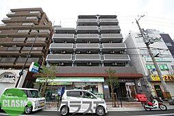 大阪府東大阪市吉田6丁目の賃貸マンションの外観