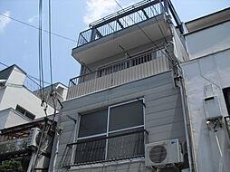 原マンション[3階]の外観