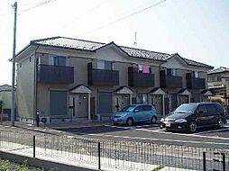 [テラスハウス] 茨城県水戸市姫子2丁目 の賃貸【/】の外観