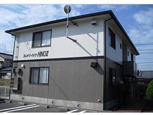 フレンドリーハイツ日野II 2階の賃貸【愛媛県 / 伊予市】