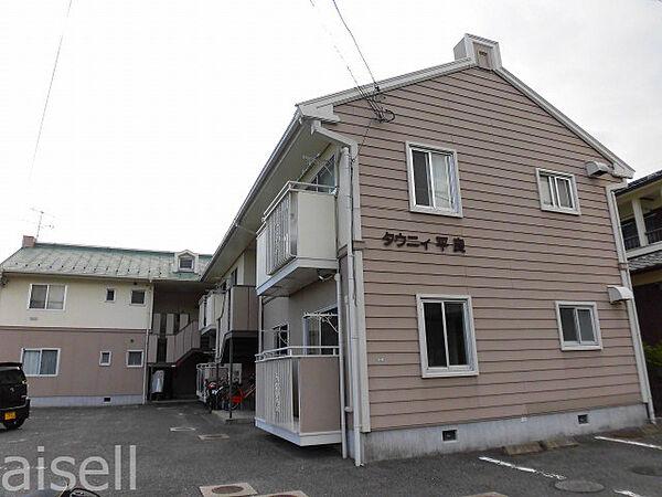 広島県廿日市市平良1丁目の賃貸アパート
