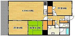 浜松アーバンライフ[203号室]の間取り