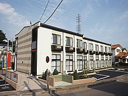 神奈川県相模原市南区磯部の賃貸アパートの外観
