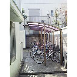 モナークマンション桜上水[0204号室]の外観
