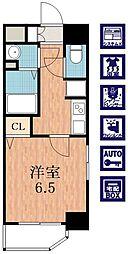 BONNY松崎町[5階]の間取り