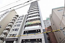 エステムコート北堀江[8階]の外観