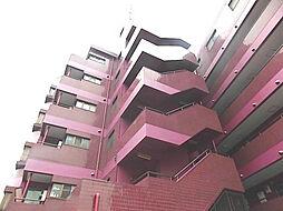 埼玉県川口市宮町の賃貸マンションの外観