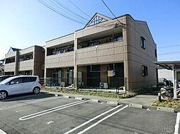 愛知県稲沢市小池2丁目の賃貸アパートの外観