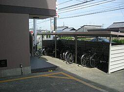 愛知県名古屋市北区若鶴町の賃貸マンションの外観
