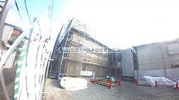 ファミールD希[2階]の外観