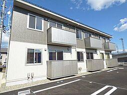 長野県長野市大字稲葉母袋の賃貸アパートの外観