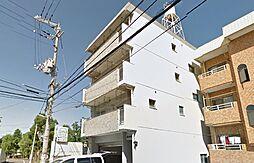 広島県広島市西区中広町3丁目の賃貸マンションの外観