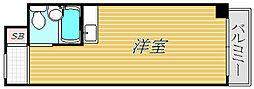 新大塚タウンプラザ[2階]の間取り