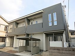 愛知県岡崎市大門3丁目の賃貸アパートの外観