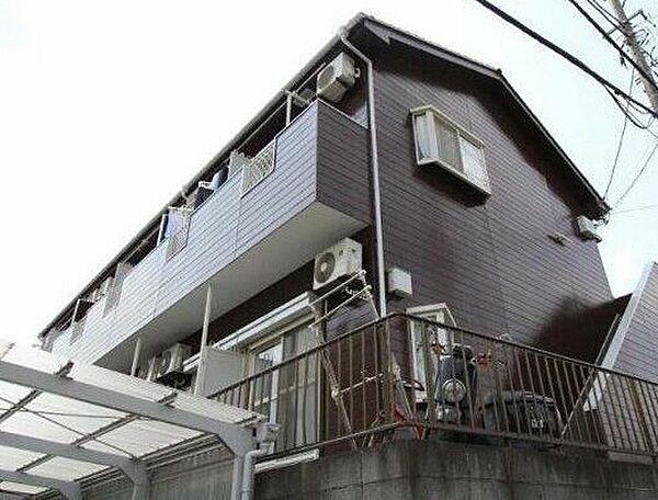 ニューライフ 2階の賃貸【千葉県 / 船橋市】