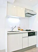 仕様イメージ  使い勝手の良い最新設備のシステムキッチンですお料理も楽しくなります