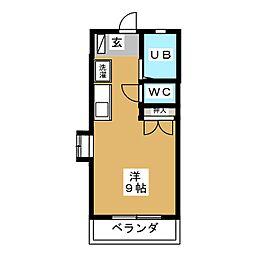 【敷金礼金0円!】エスポアール大畑