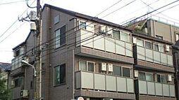 東京都板橋区本町の賃貸アパートの外観