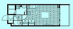 ステージグランデ宮崎台[2階]の間取り