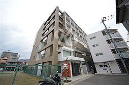 兵庫県神戸市長田区松野通3丁目の賃貸マンションの外観